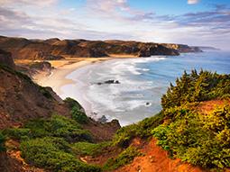 Amado Beach Portugal